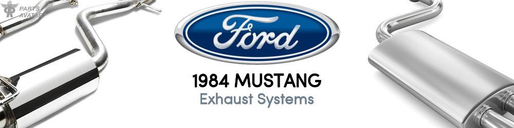 1984 Ford Mustang Exhaust Systems