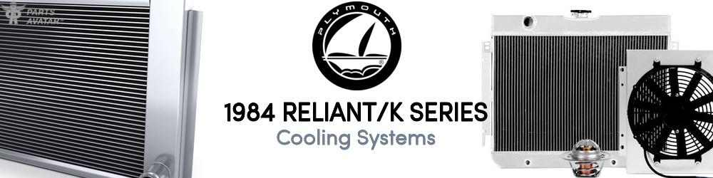 1984 Plymouth Reliant Cooling Systems