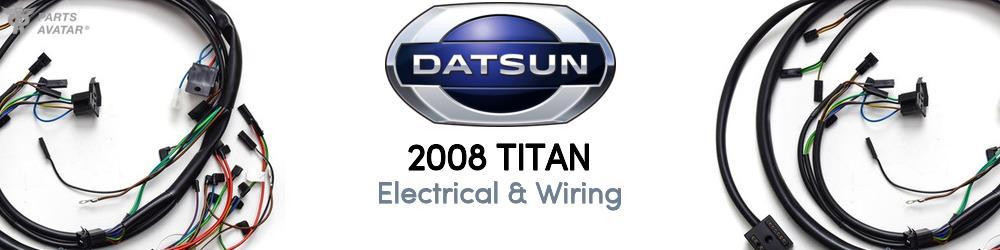 2008 Nissan Datsun Titan Electrical & Wiring - PartsAvatar