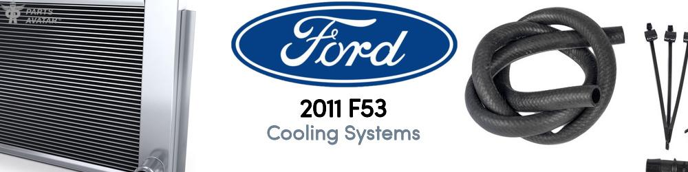 2011 Ford F53 Cooling Systems