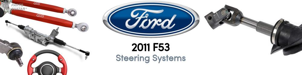 2011 Ford F53 Steering Systems