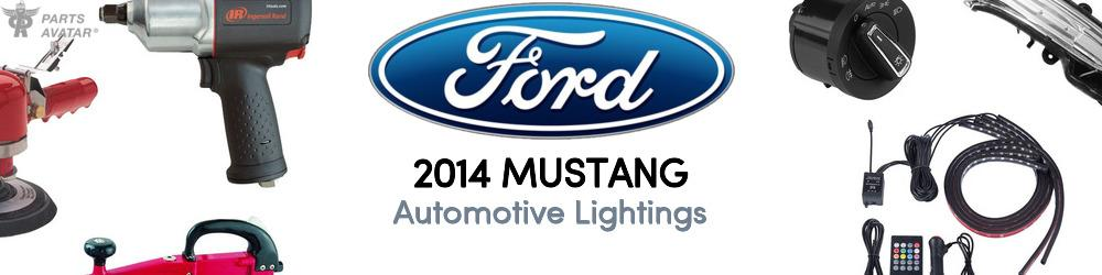 2014 Ford Mustang Automotive Lightings