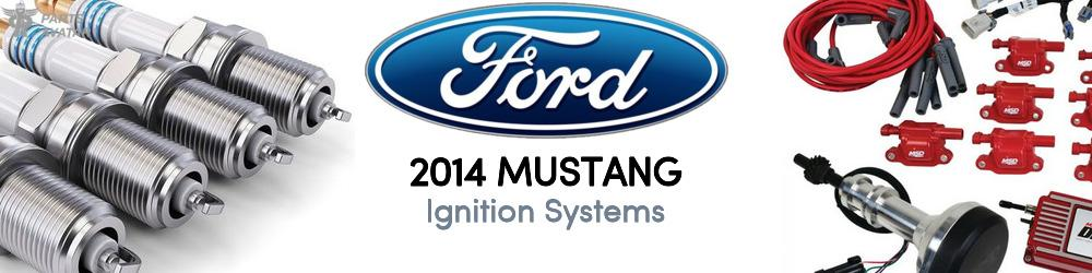 2014 Ford Mustang Ignition Systems