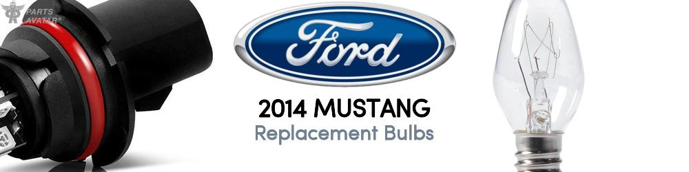 2014 Ford Mustang Replacement Bulbs