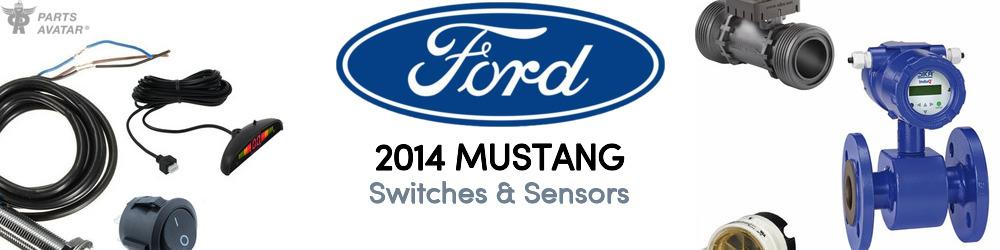 2014 Ford Mustang Switches & Sensors