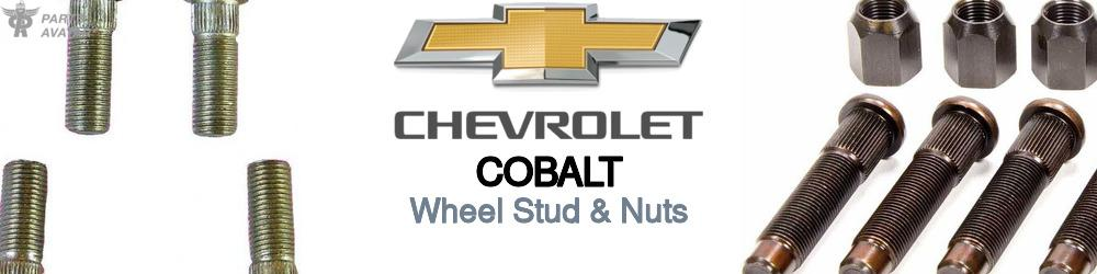 Chevrolet Cobalt Wheel Stud & Nuts