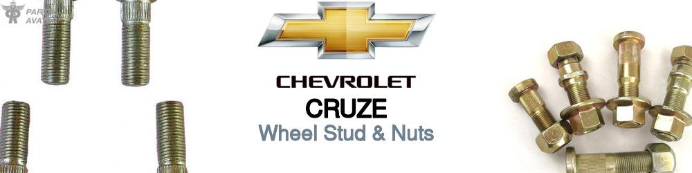 Chevrolet Cruze Wheel Stud & Nuts