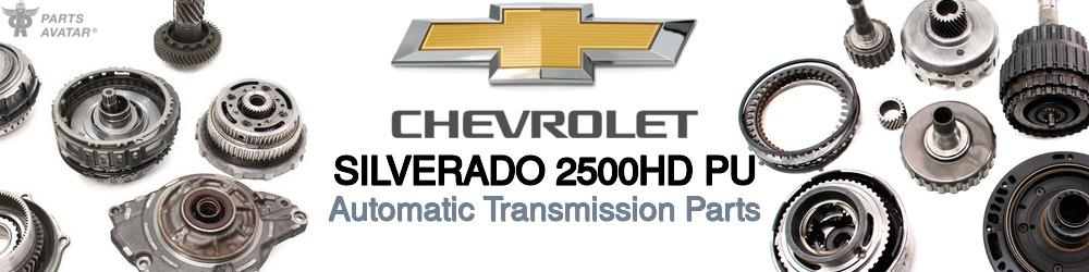 Chevrolet Silverado 2500HD Automatic Transmission Parts