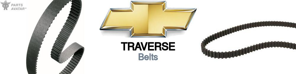 Chevrolet Traverse Belts