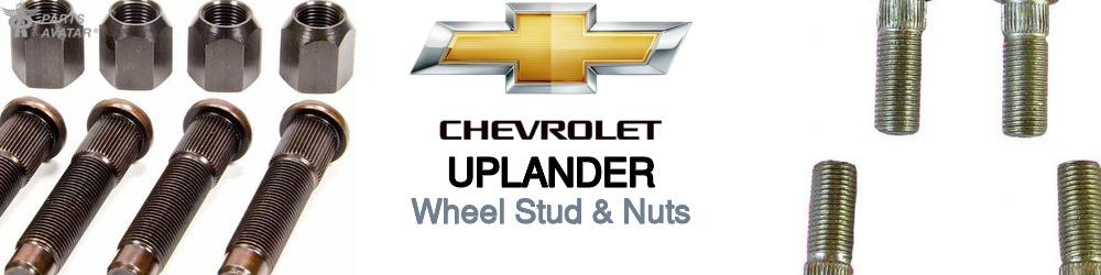 Chevrolet Uplander Wheel Stud & Nuts