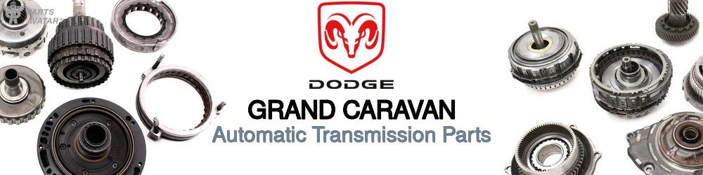 Dodge Grand Caravan Automatic Transmission Parts