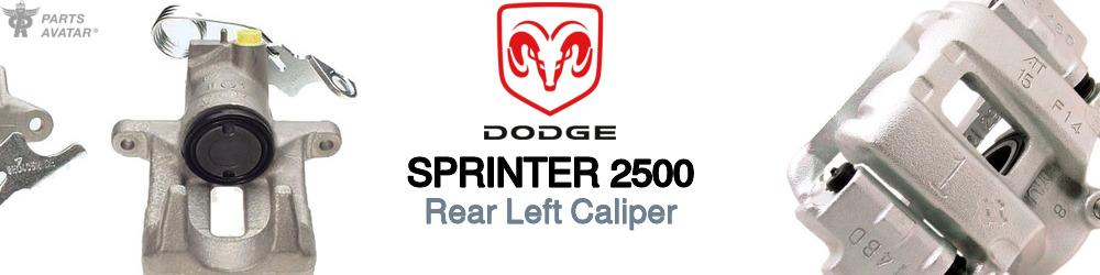 Dodge Sprinter Rear Left Caliper