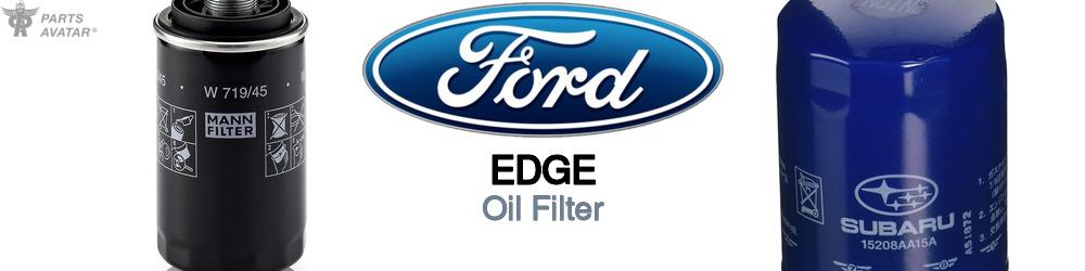 Ford Edge Oil Filter