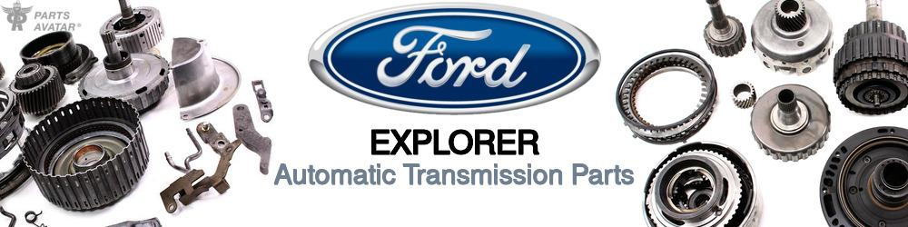 Ford Explorer Automatic Transmission Parts