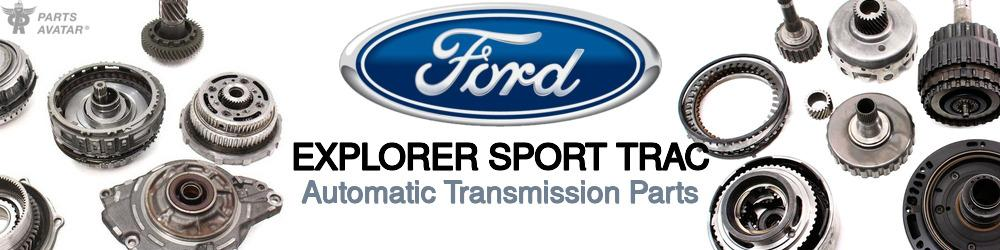 Ford Explorer Sport Trac Automatic Transmission Parts