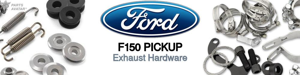 Ford F150 Exhaust Hardware