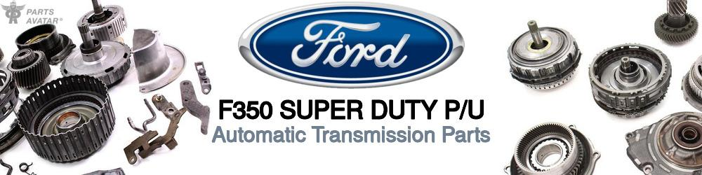 Ford F350 Automatic Transmission Parts