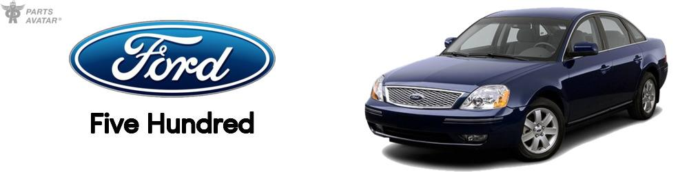 ford-five-hundred-parts