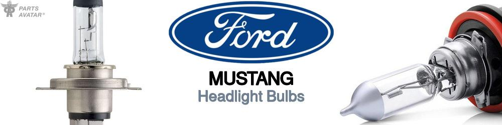 Ford Mustang Headlight Bulbs