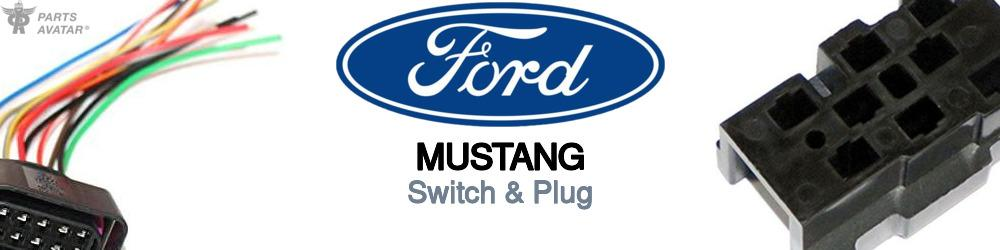 Ford Mustang Switch & Plug