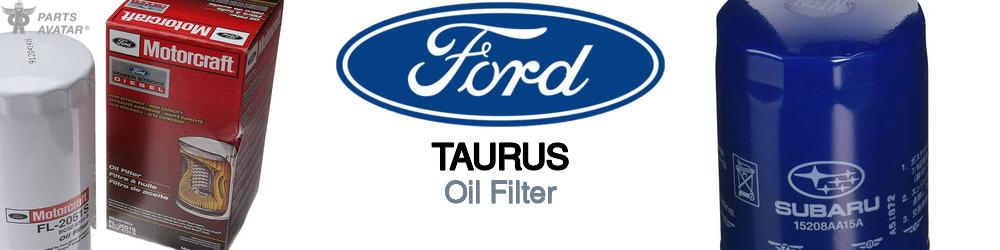 Ford Taurus Oil Filter