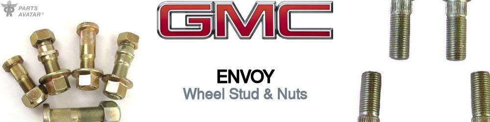 GMC Envoy Wheel Stud & Nuts