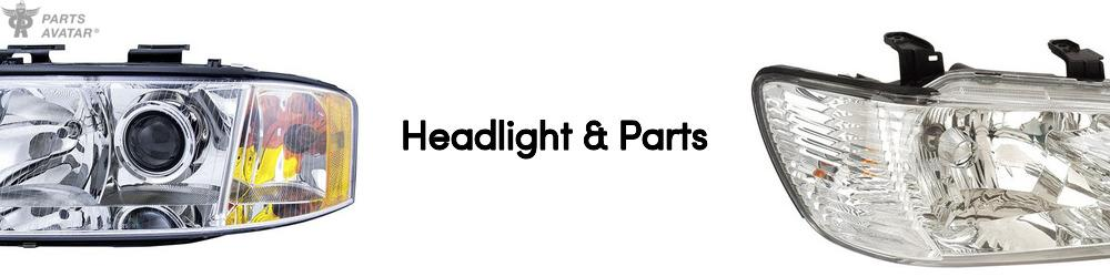 Headlight & Parts