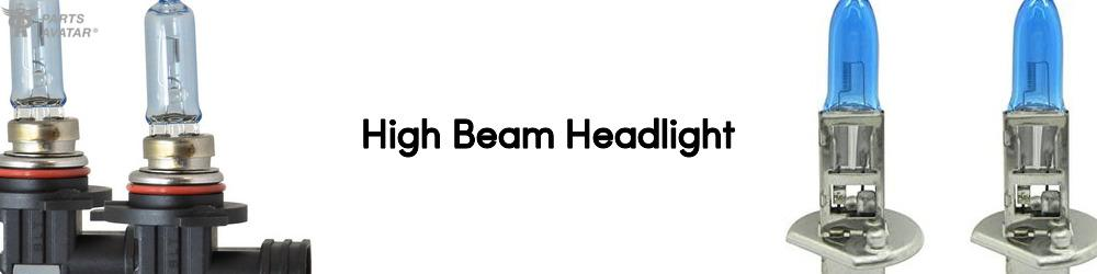 High Beam Headlight