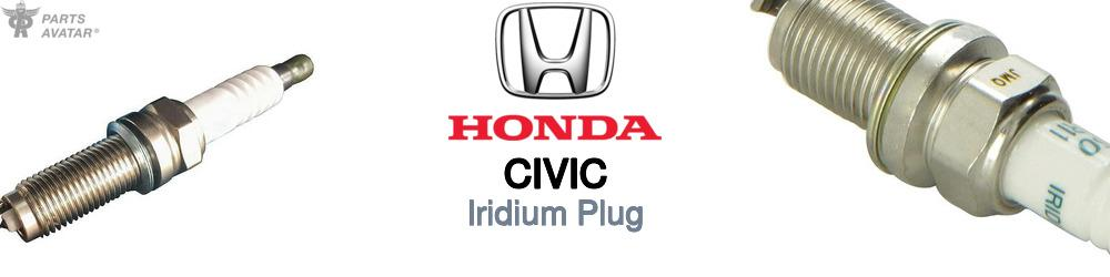 Honda Civic Iridium Plug