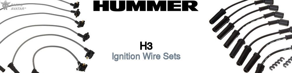 Hummer H3 Ignition Wire Sets