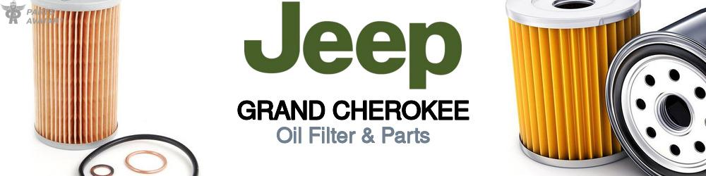 Jeep Truck Grand Cherokee Oil Filter & Parts