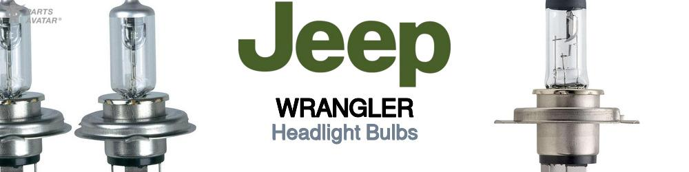Jeep Truck Wrangler Headlight Bulbs