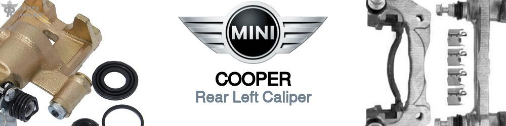 Mini Cooper Rear Left Caliper