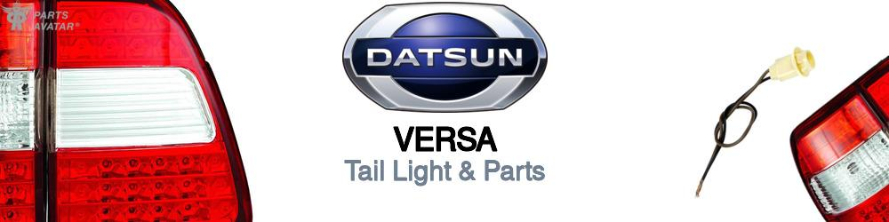 Nissan Datsun Versa Tail Light & Parts