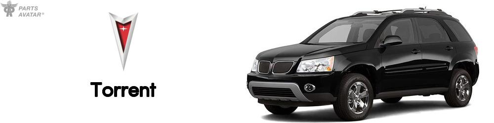 Pontiac Torrent Parts