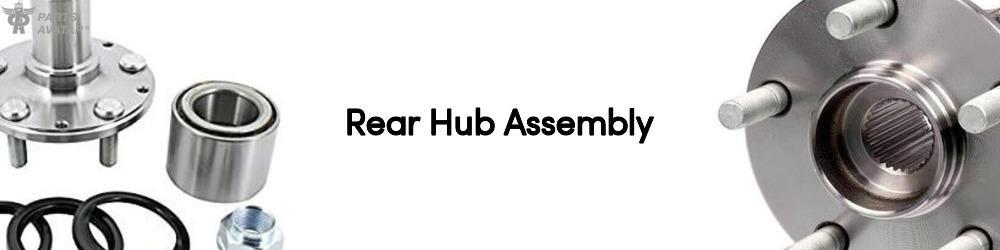 rear-hub-assembly