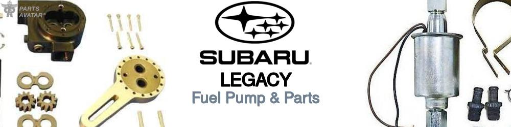 Subaru Legacy Fuel Pump & Parts