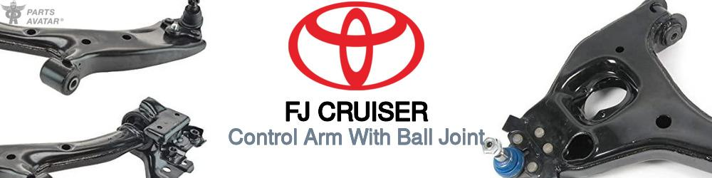 Toyota FJ Cruiser Control Arm With Ball Joint