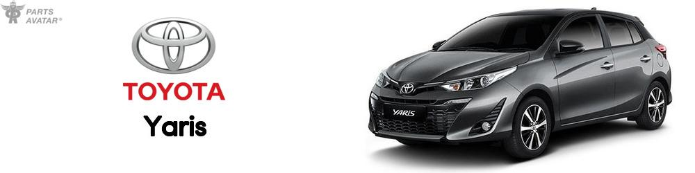 Toyota Yaris Parts