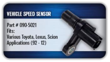 Speed Sensors by Beck Arnley
