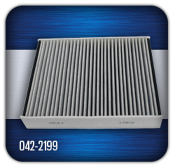 Cabin Air Filter by Beck Arnley