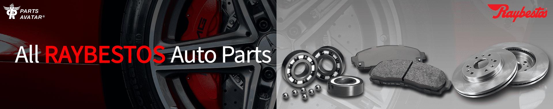 3.1. Raybestos Brake Rotors