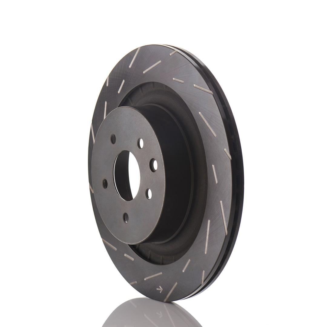 5.1. Cast Iron Brake Rotors