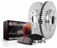 Power Stop Z23 Evolution Brake Kits