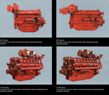 Dorman SE - the complete engine range