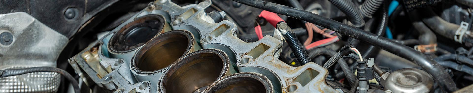 Hydro-Locked Engine
