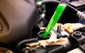 How To Flush Out Dirty Coolant Completely
