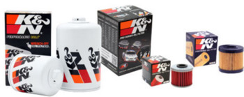 K&N Wrench-Off Automotive Oil Filters