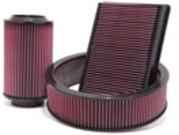 Automotive Stock Replacement Air Filters