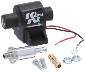 K&N Universal Inline Fuel Pumps
